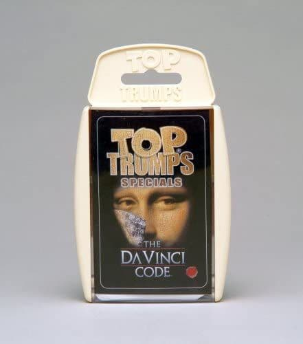Top Trumps - DaVinci Code
