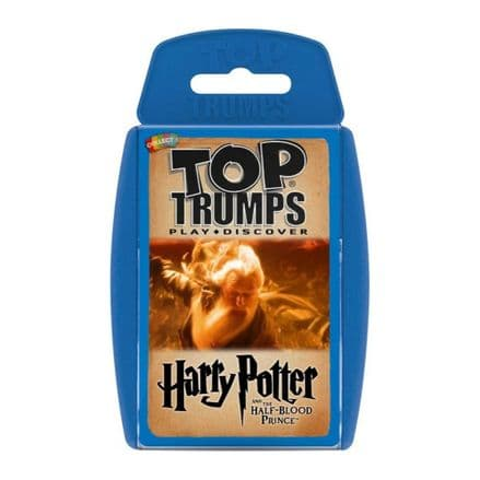 Top Trumps  - Harry Potter and the Half-Blood Prince Card Game