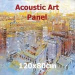 Acoustic Art Panel: Sized 120by80cm