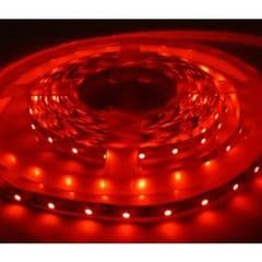 JSG Accessories® 5M 300 LED`s 3528 SMD RED colour Flexible LED Strip Light IP65 Waterproof HIGH QUALITY