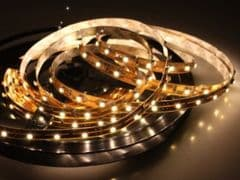 JSG Accessories® 5M 300 LED`s 3528 SMD WARM WHITE colour Flexible LED Strip Light IP65 Waterproof HIGH QUALITY