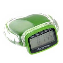 MULTIFUNCTION PEDOMETER - GREEN