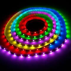 RGB MULTICOLOUR USB 5V POWERED LED STRIP