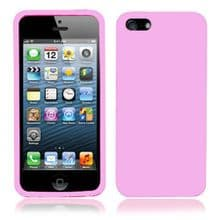 SILICONE CASE FOR IPHONE 5 /5s PINK
