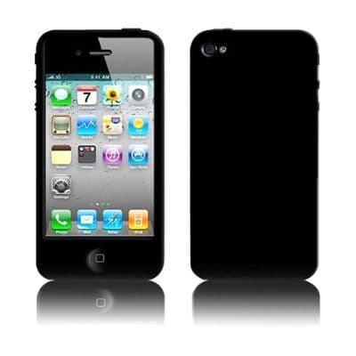 SOFT SILICONE CASE FOR IPHONE 4, 4S
