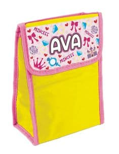 Ava Personalised Cool Lunch Bag