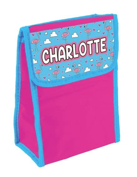 Charlotte Personalised Cool Lunch Bag