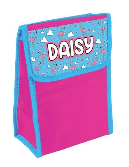 Daisy Personalised Cool Lunch Bag