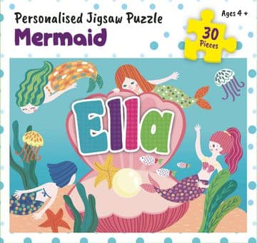 Ella Personalised Jigsaw