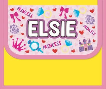 Elsie Personalised Cool Lunch Bag