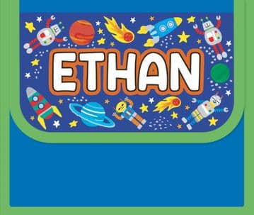 Ethan Personalised Cool Lunch Bag