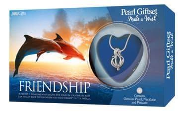 Friendship  Pearl Giftset