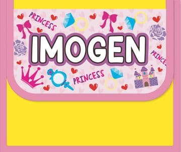 Imogen Personalised Cool Lunch Bag