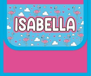 Isabella Personalised Cool Lunch Bag
