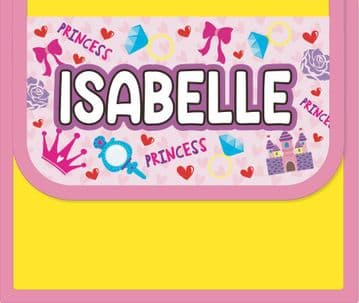 Isabelle Personalised Cool Lunch Bag