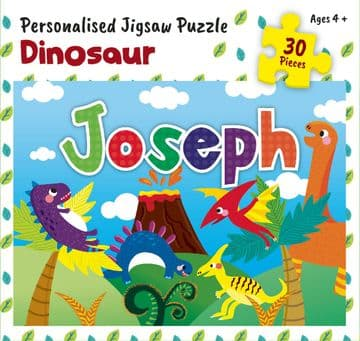 Joseph Personalised Jigsaw