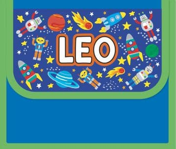 Leo Personalised Cool Lunch Bag