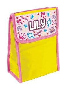 Lily Personalised Cool Lunch Bag