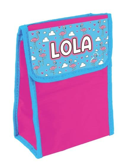 Lola Personalised Cool Lunch Bag
