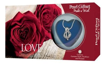 Love Pearl Giftset (Rose Design)