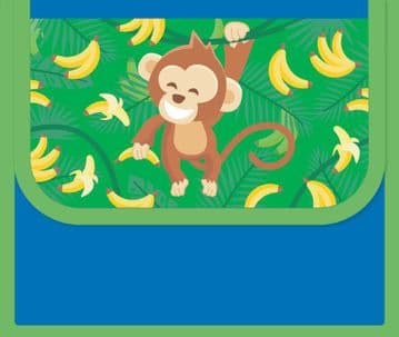 Monkey Cool Lunch Bag