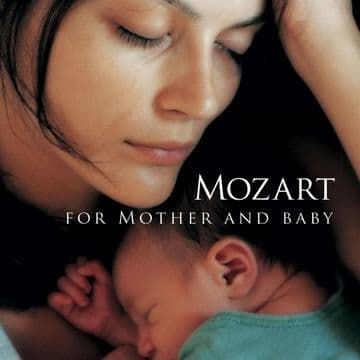 Mozart for Mother & Baby Music CD
