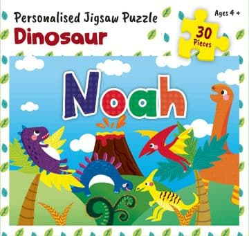 Noah Personalised Jigsaw