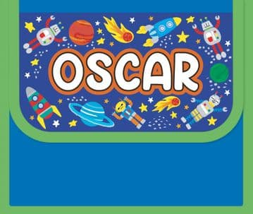 Oscar Personalised Cool Lunch Bag