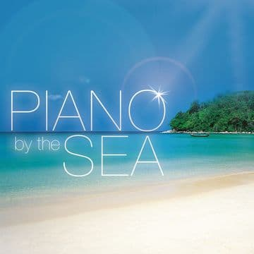 Piano By The Sea Music CD