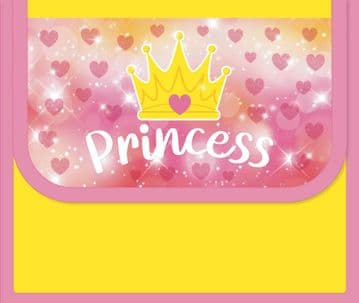 Princess Crown Cool Lunch Bag