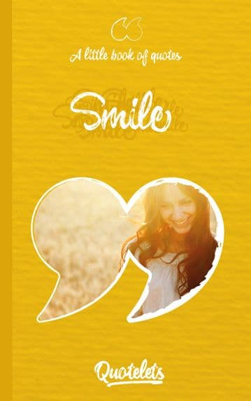 Smile Quotelet quotebook