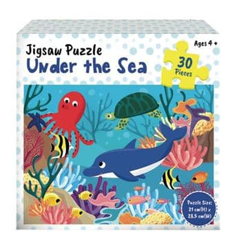 Themed  Jigsaw - Under The Sea