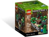 LEGO Minecraft Micro World: The Forest 21102
