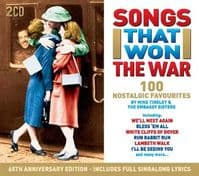 Songs That Won The War - 100 Nostalgic Favourites. 2CD Set