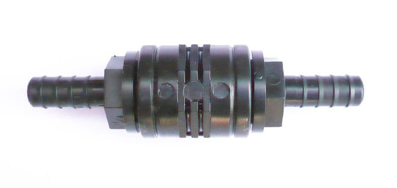 Heavy Duty Equal Hose Joiners. 6 Sizes. 3 Piece Construction + Rubber Seals