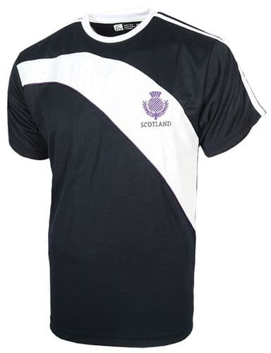 Scotland Thistle Breathable T Shirt