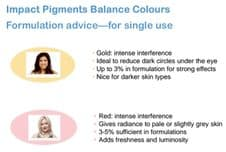 Balance Gold Colour Correction