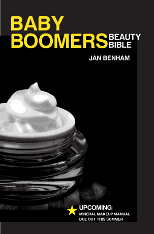 e book - The Baby Boomers Beauty Bible