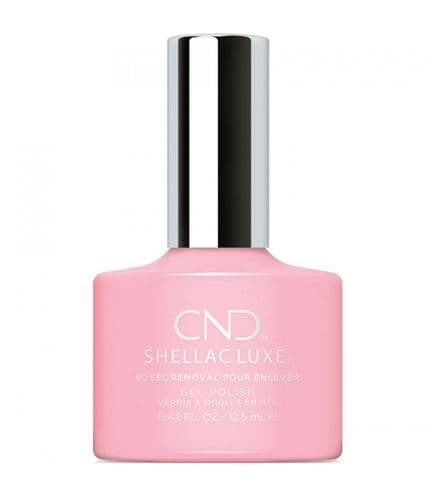 CND Shellac Luxe - Be Demure