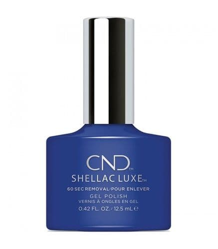 CND Shellac Luxe - Blue Eyeshadow