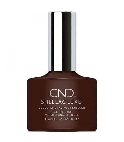 CND Shellac Luxe - Fedora