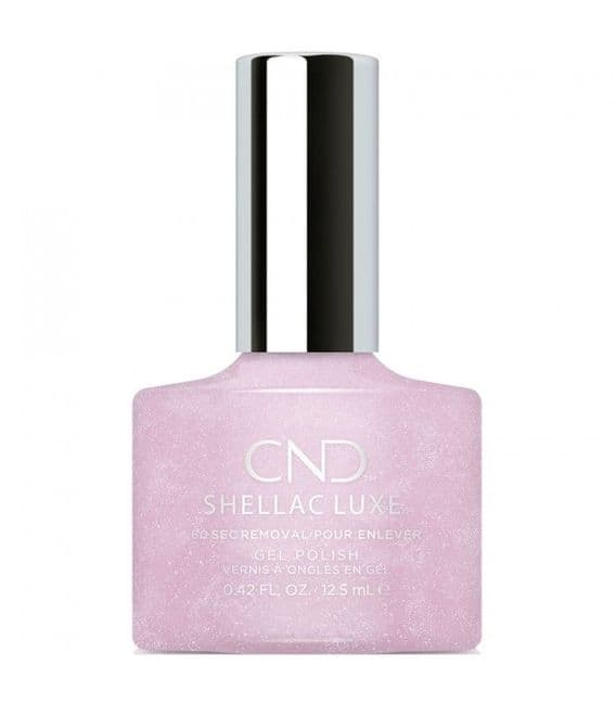 CND Shellac Luxe - Lavender Lace