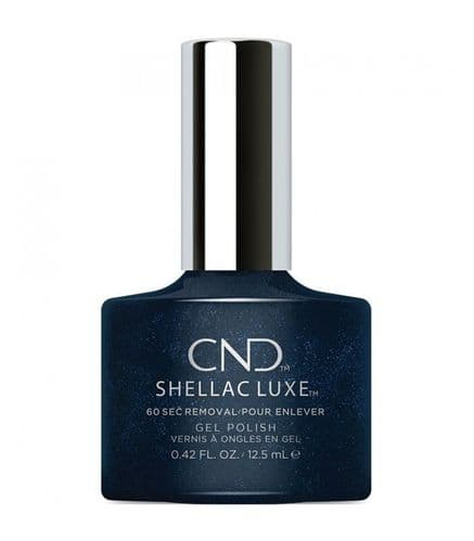 CND Shellac Luxe - Midnight Swim