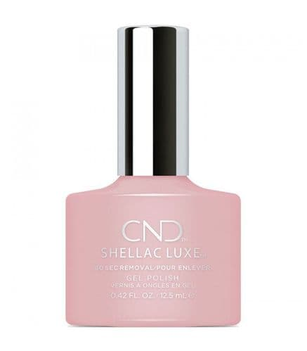 CND Shellac Luxe - Nude Knickers