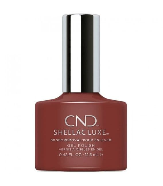 CND Shellac Luxe - Oxblood