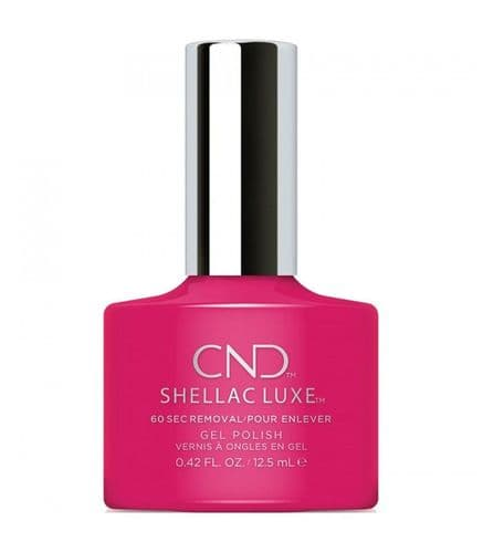 CND Shellac Luxe - Pink Leggings