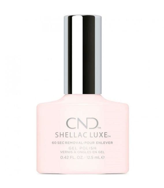 CND Shellac Luxe - Satin Slippers