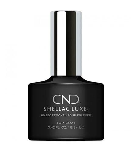 CND Shellac Luxe - Top Coat