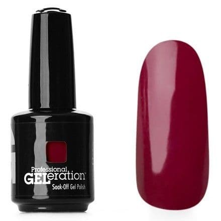 Jessica GELeration UV Gel Nail Polish - Cherrywood
