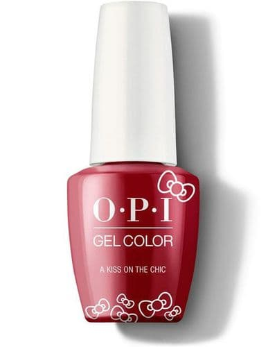 OPI Gelcolor A Kiss on the Chic